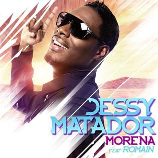 Morena .Single  / Morena (feat. Romain) - Jessy Matador (2013)