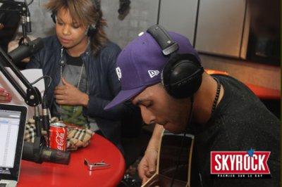 Melissa Nkonda planète Rap