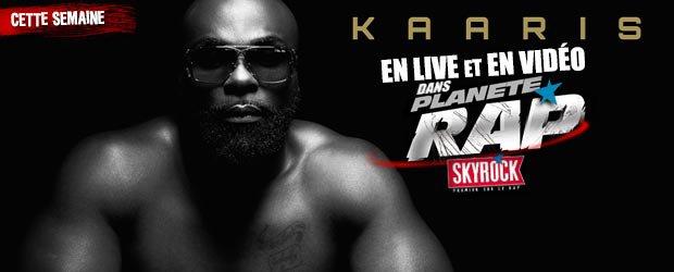 Pose ta question à @KaarisOfficiel1 et elle passera dans @Planete_Rap sur @SkyrockFm