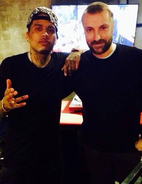 A Revoir : @Kid_Ink �tait dans Plan�te Rap sur @SkyrockFm