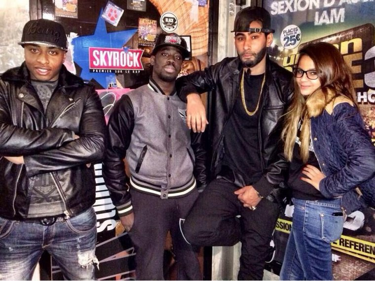 REPLAY : TEAM BS DANS PLANETE RAP