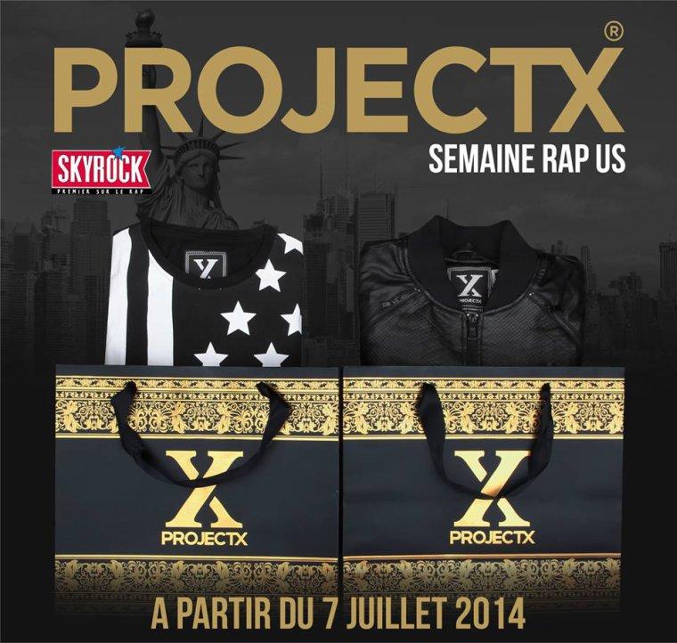 Freestyle avec Project X !