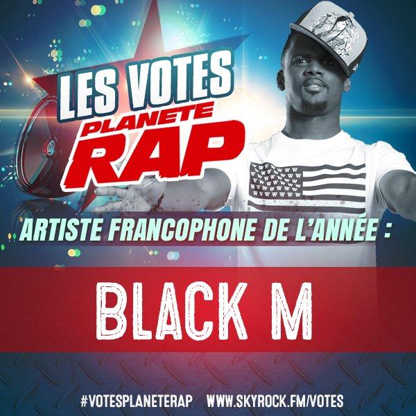 Artiste Francophone de l'année