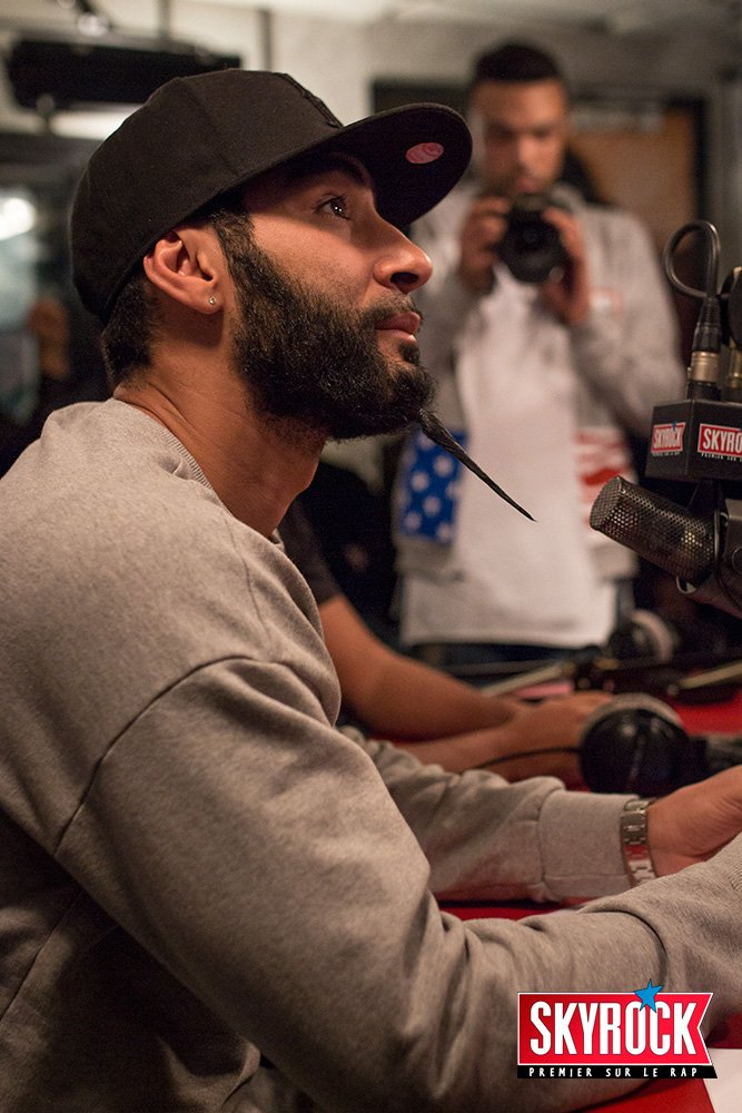 La Fouine en photos