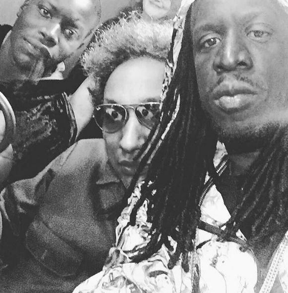 Doc Gyn�co, Youssoupha, S.Pri Noir