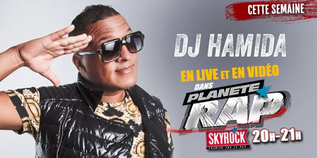 Fred re�oit Dj Hamida