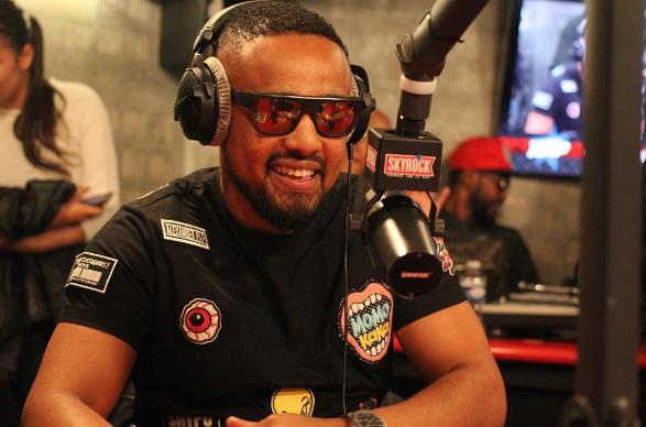 Alonzo : Gros live dans Plan�te Rap
