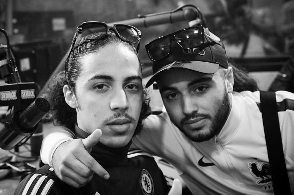 Djadja & Dinaz : Freestyle inédit