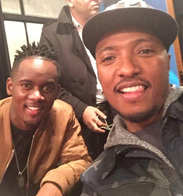 Soprano et Black M dans Plan�te Rap