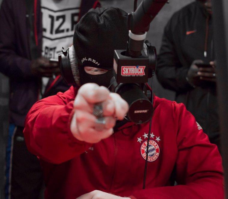 Kalash Criminel dans Planète Rap