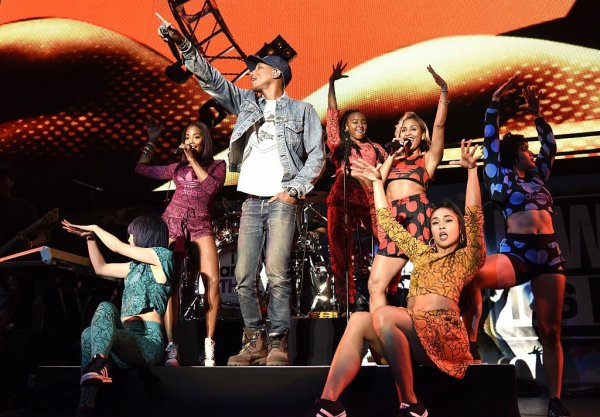 Pharrell & The Baes - Dates de concert/ performances