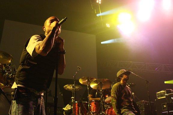 N.E.R.D - Fox Theater - Detroit, MI - 13 octobre 2010