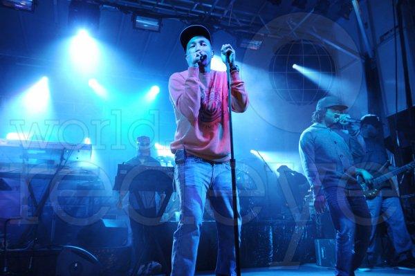 N.E.R.D - Paper Magazine Friends With You x N*E*R*D show Art Basel - Miami, FL - 2 décembre 2010