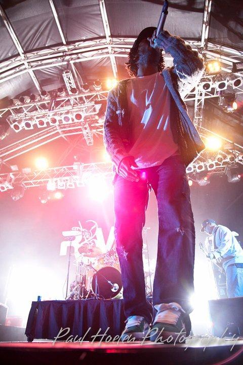 N*E*R*D - Rhythm and Vines Festival - Gisborne, Nouvelle-Zélande - 29 décembre 2010