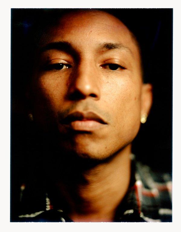 Pharrell By Mark Mann