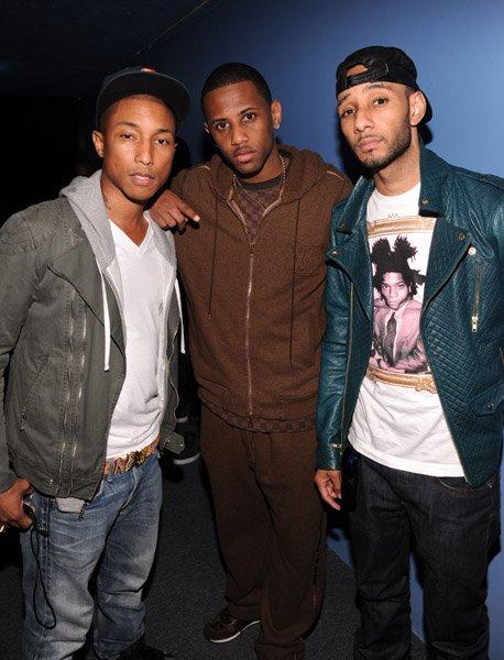 Pharrell - Adult Swim Upfronts 2011 - New York City - 18 mai 2011