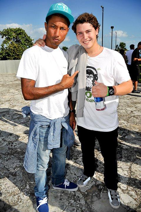 Cris Cab - One Thing (Prod. Pharrell)