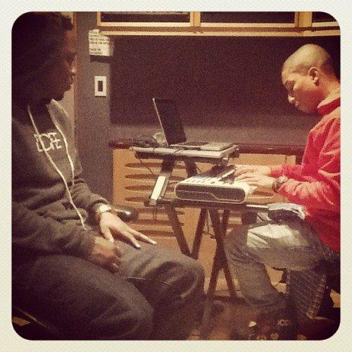 Studio - Janvier 2012