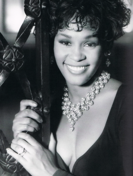 Repose en paix. Whitney Houston