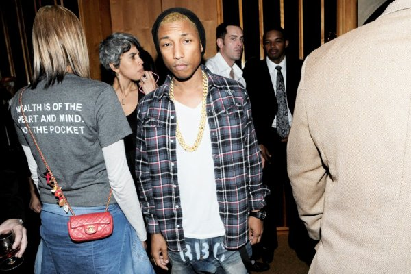 """""""D'usse Cognac Launch Party"""" - NYC - 9 mai 2012"""