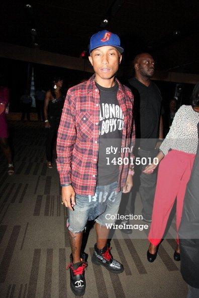 Pharrell - Nouvelle-Orléans - 7 juillet 2012