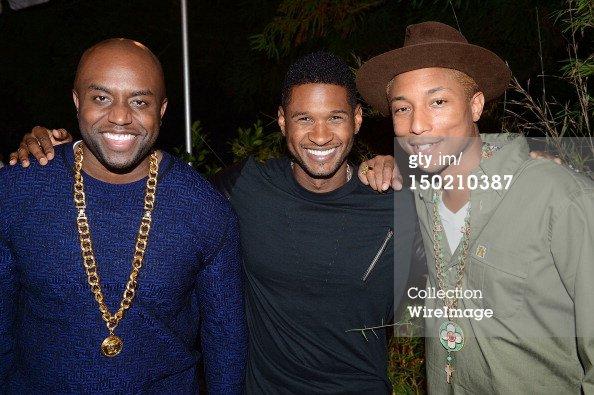 Pharrell - Apollo In The Hamptons : A Night Of Legends - New  York - 11 août 2012
