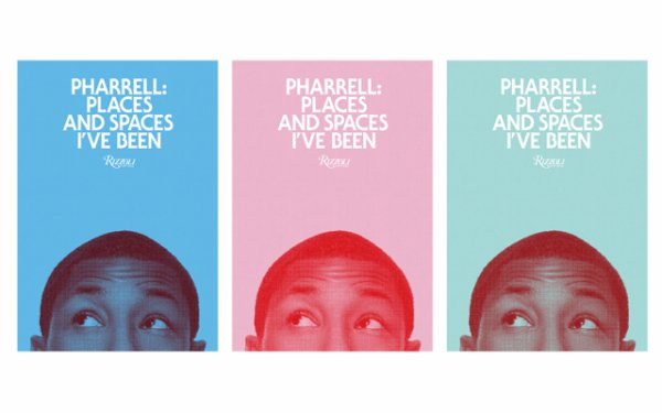 """"""" Pharrell : The Places & Spaces I've Been"""""""