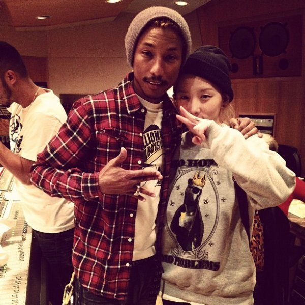 Pharrell &  ... - 25 octobre 2012