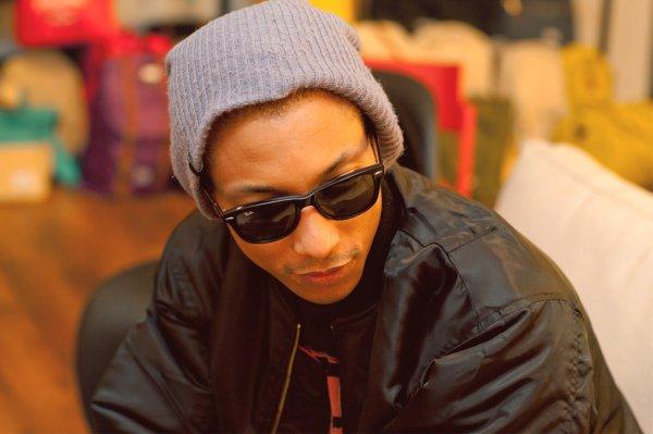 Interview de Pharrell par HypeBeast
