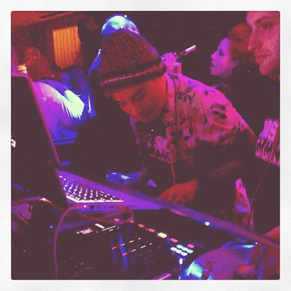 MSSL CMMND Mixtape listening party - Washington - 1 mars 2013