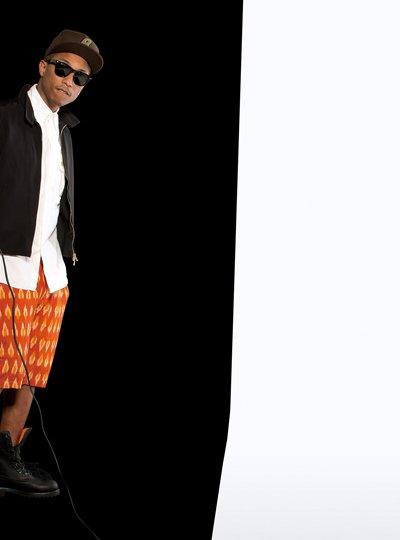 Pharrell - common&sense man magazine #14 - mars 2013
