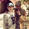 Pharrell & Nigo - Los Angeles - 15 mai 2013