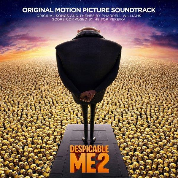 Bande originale de Moi Moche et Méchant 2 - Pharrell & Heitor Peirera