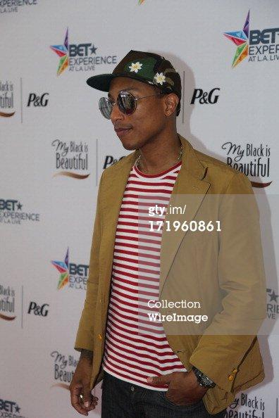 Pharrell -  Los Angeles - 29 Juin 2013