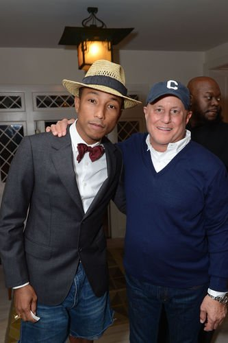 Pharrell - Apollo in the Hamptons (Gala + Concert) - New York City - 24 août 2013