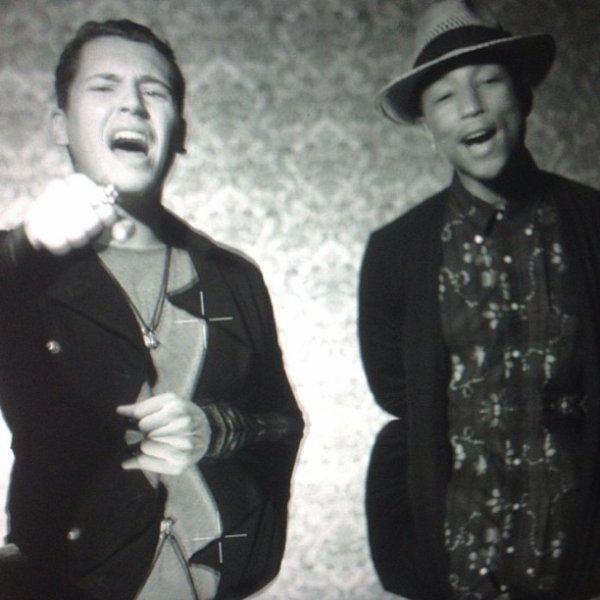 Pharrell - 28 août 2013