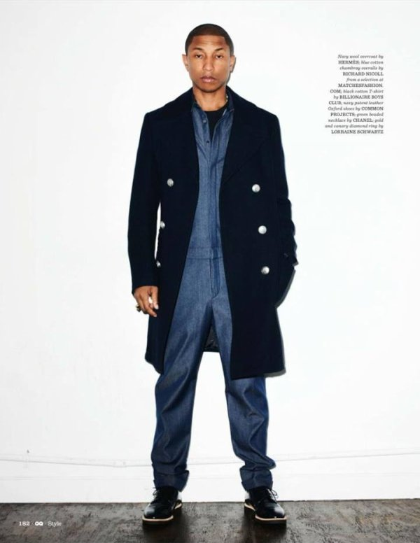 GQ Style Automne/Hiver 2013