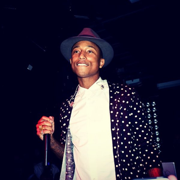 Pharrell - NYC - 19 septembre 2013