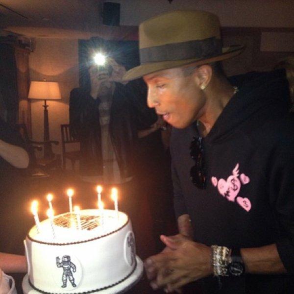 Pharrell - Toronto - 20 & 21 septembre 2013