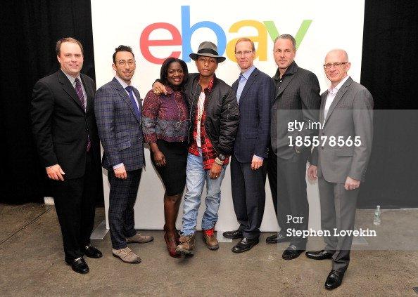 Pharrell & Solange nouveaux curateurs pour eBay