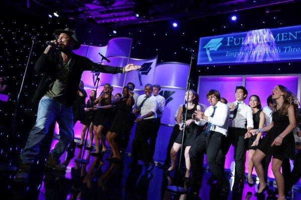 Fulfillment Fund Stars Benefit Gala - Beverly Hills - 23 octobre 2013
