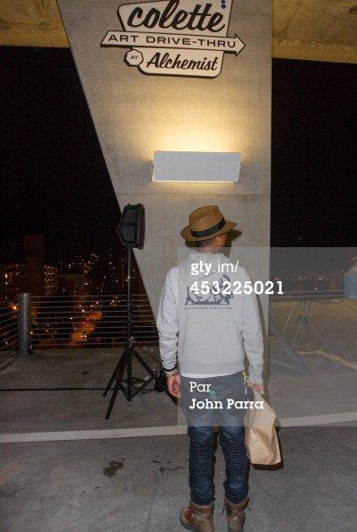 Pharrell - Art Basel - Miami, FL - 2 décembre 2013