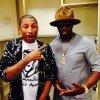 Pharrell & Diddy - Janvier 2014