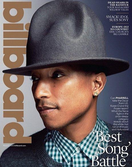 Pharrell - Billboard Magazine