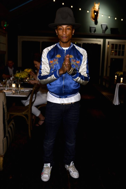 Bionic Yarn, G-Star And Hennessy Privliege Celebrate Pharrell Oscar Nomination - Los Angeles - 27 février 2014