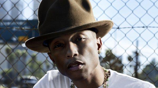Pharrell - Red Bulletin Magazine