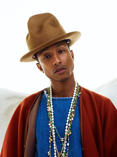 Pharrell - The Guardian - Mars 2014