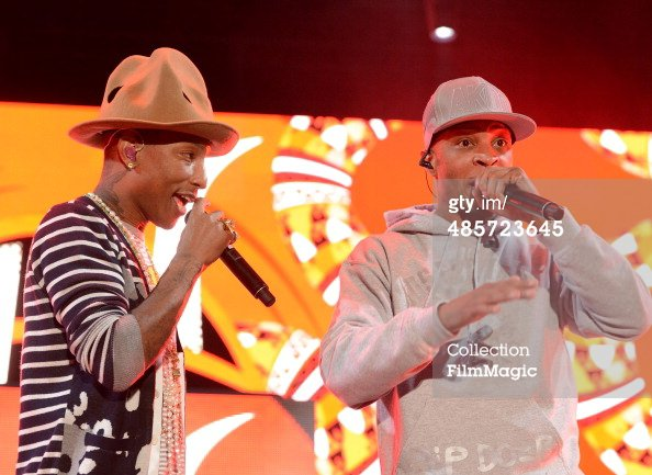 Pharrell - Coachella Festival - 19 avril 2014