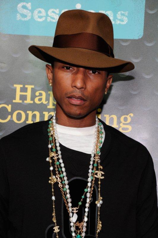 Pharrell - Sprint Sound Sessions - New York - 29 avril 2014