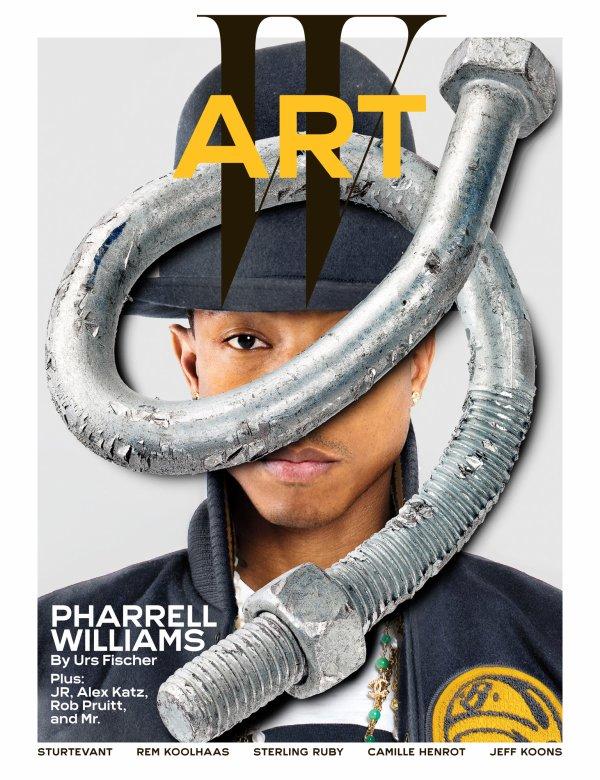 Pharrell - W Magazine